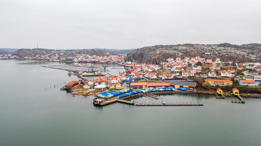 Fjällbacka Båtvarv - vinterförvaring, båtservice, båtplatser mm